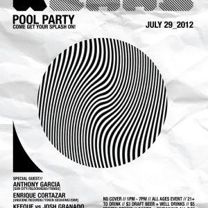 Enrique Cortazar live at REHAB Pool Party_07-29-2012