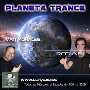 PLANETA TRANCE 035 RADIO SHOW BY RODAS & IVAN MORALES 24.10.2015