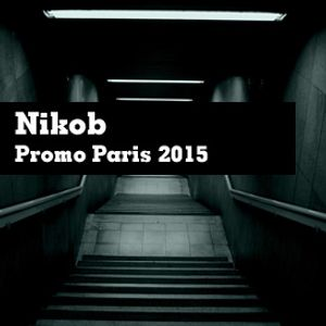 #41 NikoB - Techno - Paris - Promo 12.2015