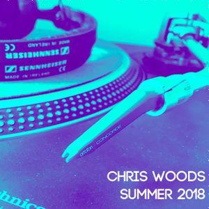 Chris Woods - Summer 2018