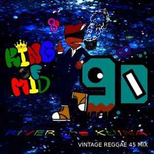 KING OF MID -90's REGGAE MIX-