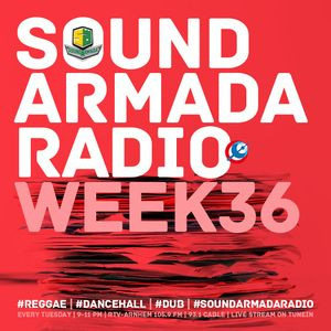 Sound Armada Radio Show Week 36 - 2016