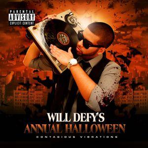 "Will DeFy's Halloween ""Contagious Vibrations"" Mixtape"