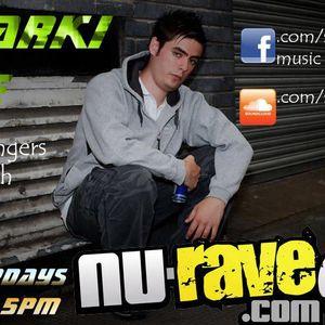 Nu Rave Radio - Old Skool Hardcore & Jungle Set - Live Mix By Sparki Dee 21st July 2012