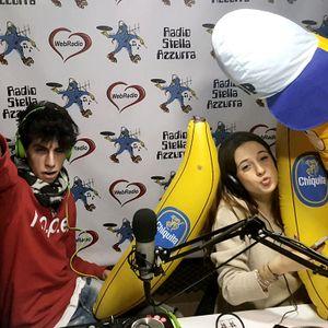 MIKEBACK RADIOSHOW con Mike e Giulia su Radio Stella Azzurra