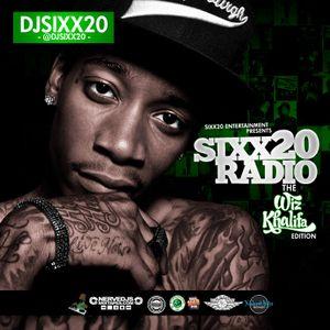 SIXX20 Radio Wiz Khalifa Edition