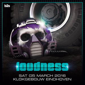 High Voltage & Bass Chaserz @ Loudness 05.03.2016