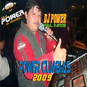 POWER CUMBIAS 2009
