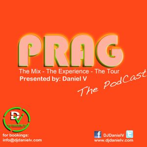 Daniel V PodCast February 2013 The Mix - The Experience - The Tour