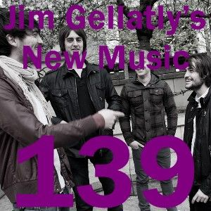 Jim Gellatly's New Music episode 139