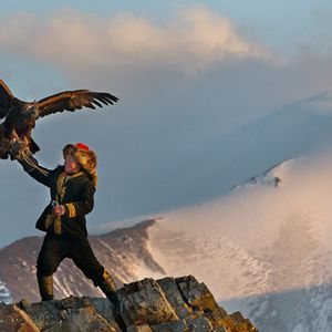 Otto Bell - The Eagle Huntress