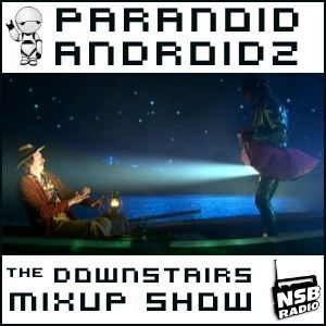 Paranoid Androidz - The Downstairs Mixup Show on NSB Radio 02-23-2014