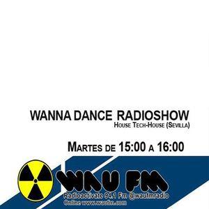Joseph Gaex - Wanna Dance Music RadioShow (Wau Fm)