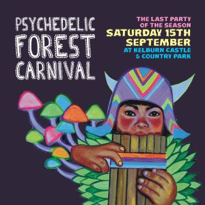 DJ Astroboy - Psychedelic Forest Carnival Mixtape