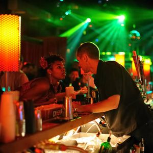 A little top 40:  DJ MILK mixing live @ Pravda Wilmington
