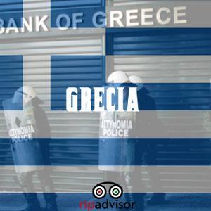 Rip Advisor #1 - Anarchy In The Grecia