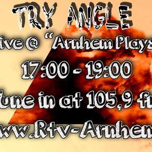 Uitzending 30 met DJ Try Angle te gast