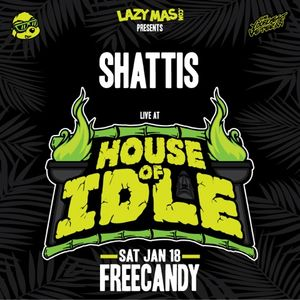 DJ SHATTIS PRESENTS UP WID THE DIFFERENCE