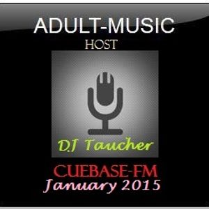 Dj-taucher Adultmusic - ADULT MUSIC RADIO SHOW - January 2015