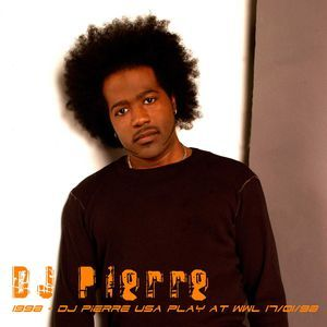 DJ Pierre at Who's Who's Land (Brussels - Belgium) - 17 January 1998