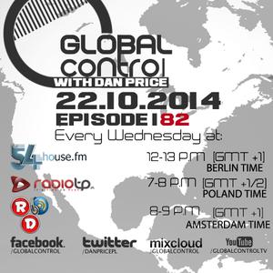 Dan Price - Global Control Episode 182 (22.10.14)