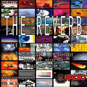 The Reverb with Matt Catling on IO Radio 050918