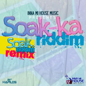 Soak Ka riddim - Inna mi house Music - feb 2013 -  Megamix by G2 selecta