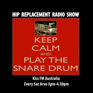 Sat 13/06/08 - Hip-Replacement Radio Show - 140 Jungle Style .By Brewster Bee