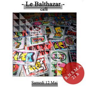R.N.S.M.A smooth electro mix live act @ Le Balthazar Café