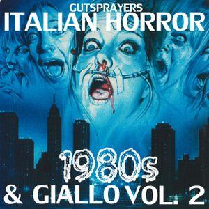 ITALIAN HORROR & GIALLO 1980s VOL. 2