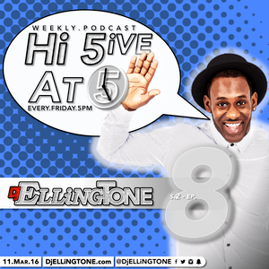 Hi 5ive At 5 (Ep.8 s2) (25.03.16)