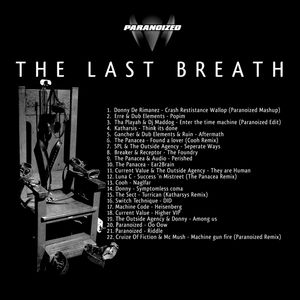 Paranoized - The last breath (JUNE 2011)