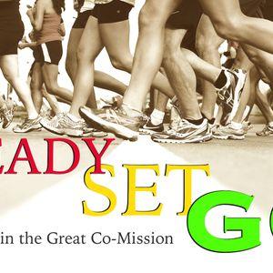 Ready, Set, Go: Prophetic Evangelism