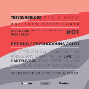 Cuyi @ The Young Blood Radio Show 001