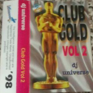 Universe - Club Gold Vol 2 CD - Intelligence Mix 1998
