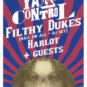Harlot's Mix for Take Control W//Filthy Dukes