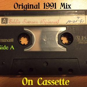 EZ Serrano's Cassette Mix 10/25/1991