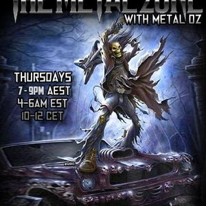 The Metal Zone - March 24th 2016