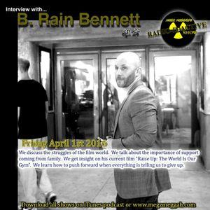 024- An interview with B. Rain Bennett