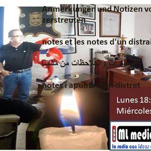 MAMORIAS DE UN DISTRAÍDO  01MAY17   LEY DE COMUNICACIÓN