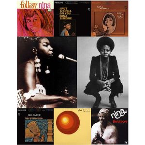 In memoriam Nina Simone, part one
