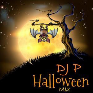 DJ P - Halloween Mix