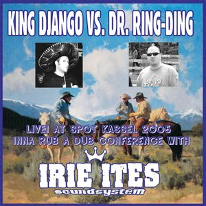 Live! inna Rub a Dub Conference with Dr. Ring Ding and Django
