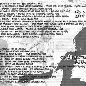 Austin Autumn Compilation 2007 Cd 2 - Electro & Teck Attack