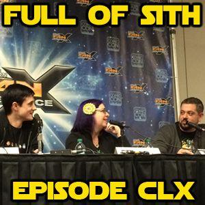 Episode CLX: Live at FanX