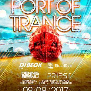 BluEye @ Port Of Trance 09-09-2017