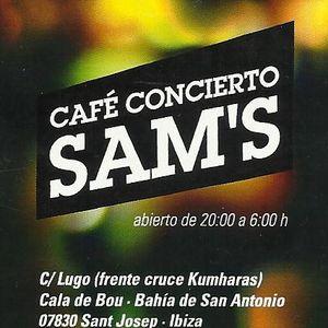 Cafe Concierto - Ibiza 2011 - Dj Thian Brodie - Workers Closing Party
