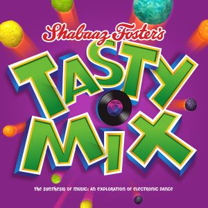 Shabaaz Foster - The Tasty Mix