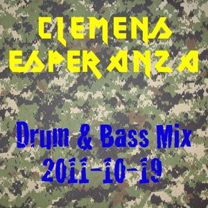 Drum and Bass Mix 2011-10-19