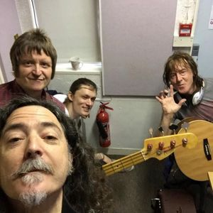 glamweasel live sessions with alan hare hospital radio medway